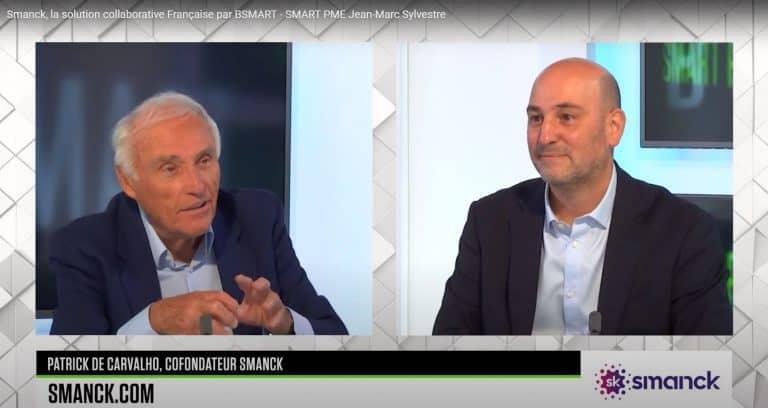 Interview BSmart Jean-Marc Sylvestre